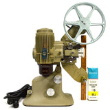 "Vintage BELL & HOWELL ""FILMO DIPLOMAT"" 16MM FILM PROJECTOR #173, Mo. B PORTABLE"
