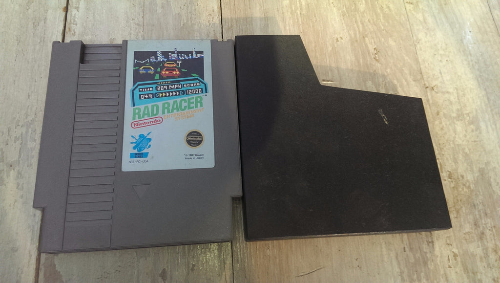 Rad Racer NES Game Cartridge only Nintendo