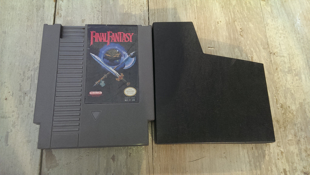 Final Fantasy RPG NES Game Cartridge only Nintendo
