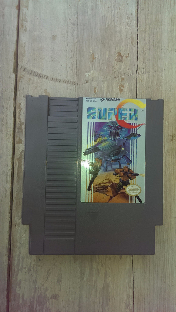 Super Contra NES Game Cartridge only Nintendo