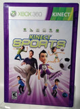 Xbox 360 Kinect Sports Video Game Works Great!
