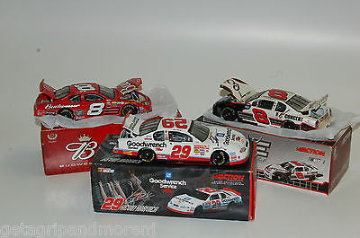 Nascar 1:24 Die-Cast Stock Cars