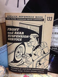 1959 Chrysler Auto Service Tips Reference book and Album!!
