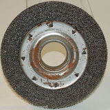 "Wire Wheel 8"" Weiler WIDE FACE 4000rpm 2"" AH NEW!!!"