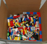 Lego Legos Lot of Pieces Lego's in a 12x12x8 Box filled to top w/ Booklets