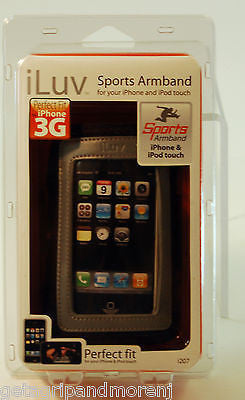 iLuv I207 Iphone Arm Band NEW!!!