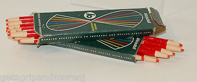 Blaisdell Cellophane Markers Total of 21 Vintage!!!