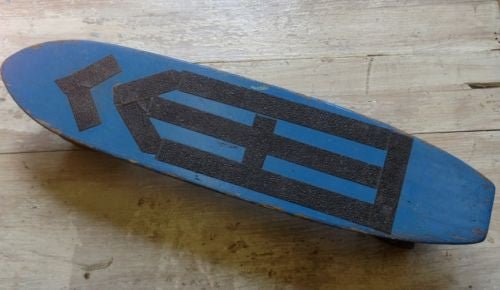 "Nash Skateboard 22"" Long In Great Condition 1960's Vintage Rare"