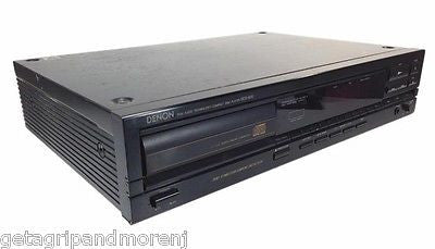 DENON DCD 620 Single Disc Compact CD Player 20 Bit Super Linear Converter TESTED