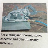 Vulcan Wet Jet Stone/Concrete Cutting Attachment NEW!!!