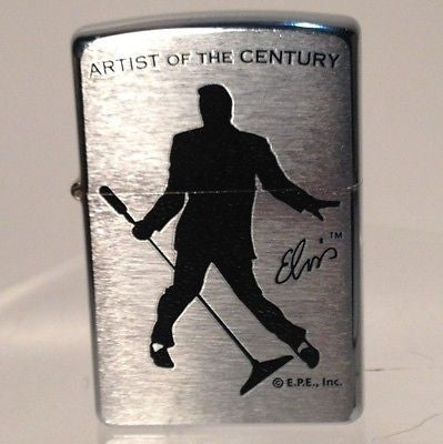 ZIPPO LIGHTER - ELVIS (Never Been Used)