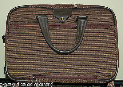 Samsonite Black Label Opto Business Laptop Briefcase Color Brown NEW!!!