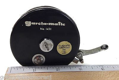 Garcia-matic Automatic Fly Fishing Reel 1431