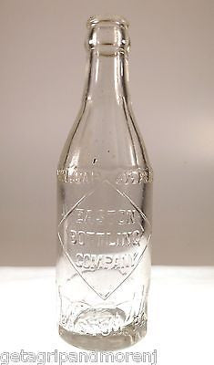 Easton Bottling Co Bottle Easton Pa Antique