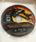 MORTAL KOMBAT KOMPLETE EDITION  - Sony Playstation 3 Game!