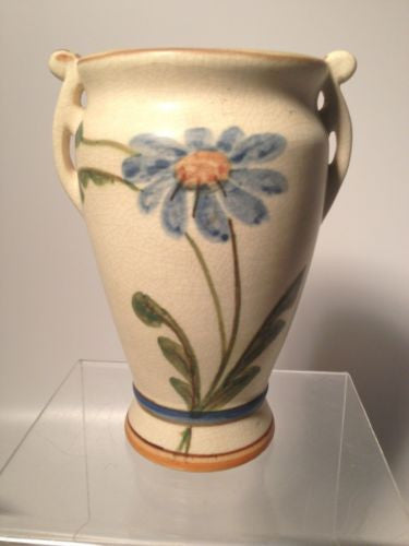 "Weller Vase 6"" beautiful in mint condition!!"