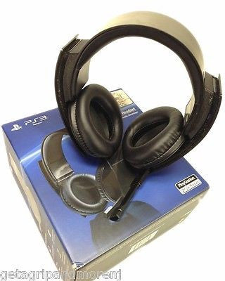 Sony Playstation 3 Wireless Stereo Headset Used CECHYA-0080