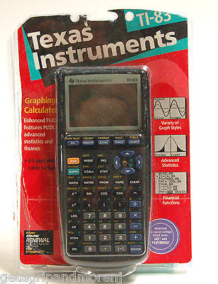 Texas Instruments TI83 Graphing Calculator !!TESTED!!