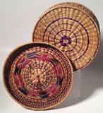 Indian Baskets Hand Woven Antique