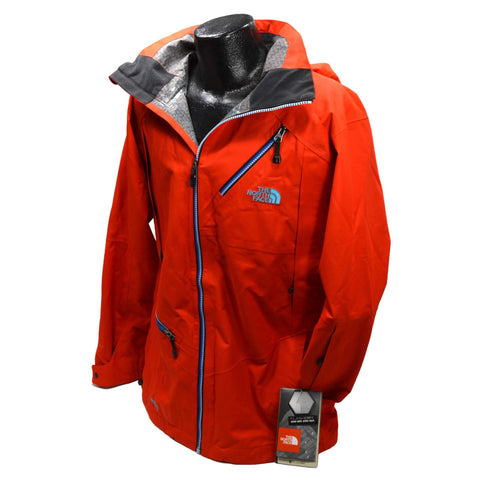 "New w/ Tags THE NORTH FACE ""M CYMBIANT JACKET"" Men Small/Regular ""FIERY RED"" Ski"