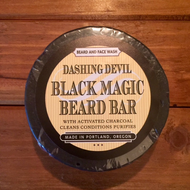 Black Magic Beard Bar
