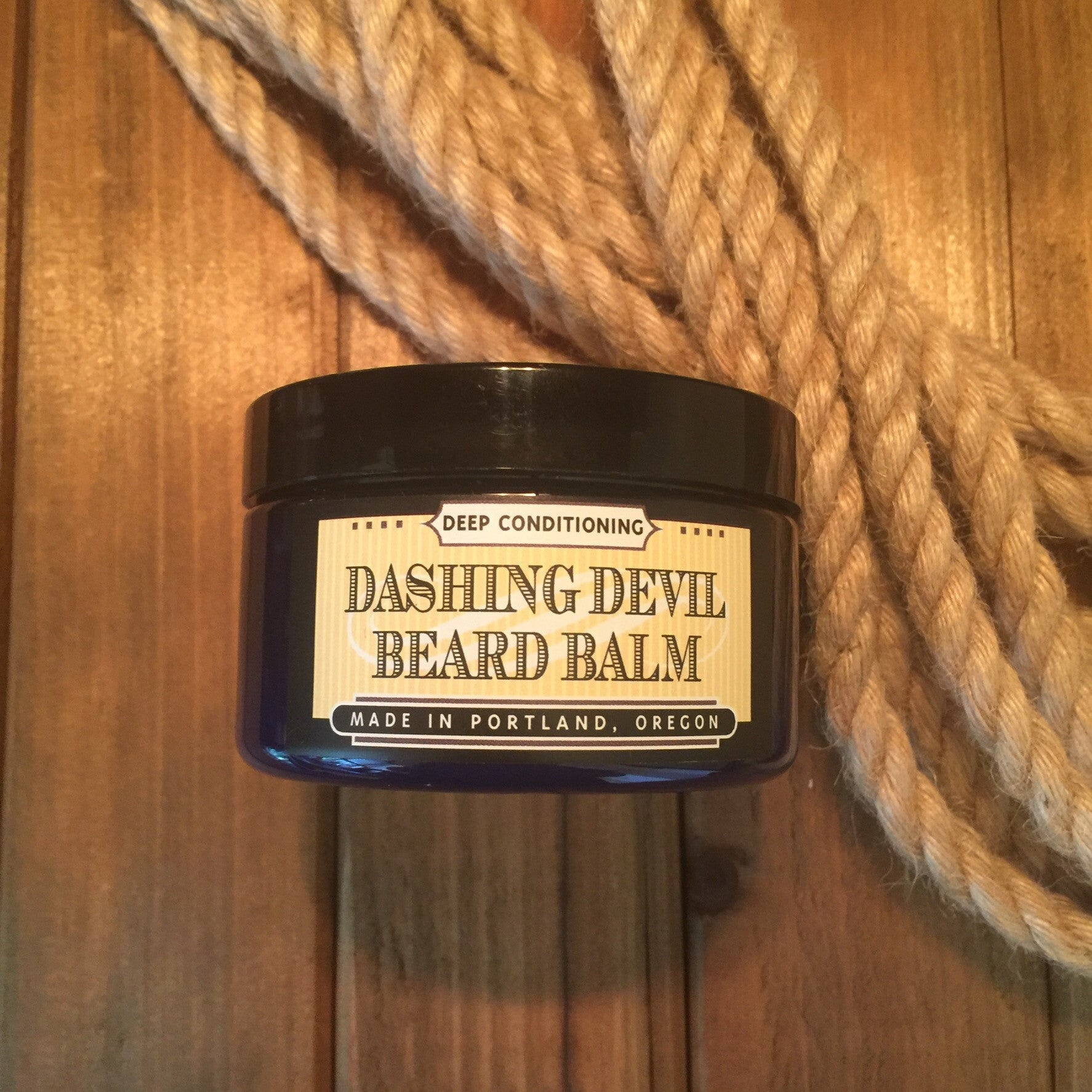 Deep Conditioning Beard Balm