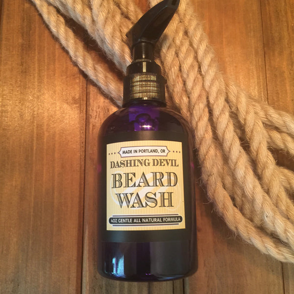 Beard and Face Wash