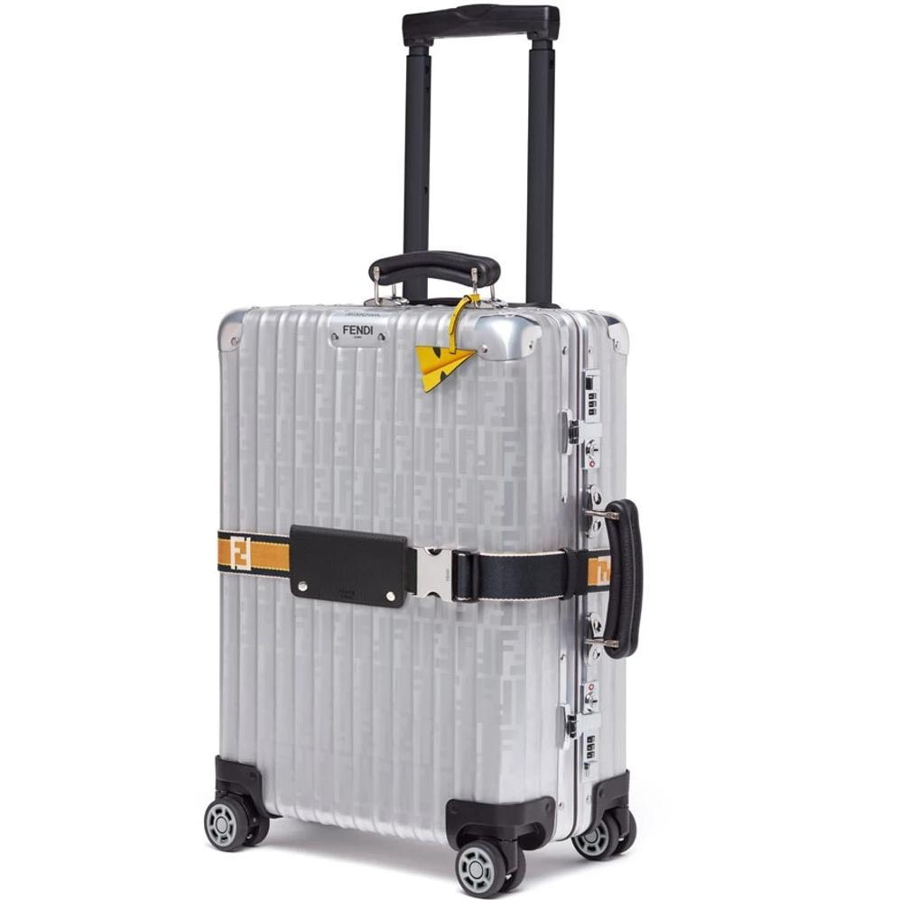 Fendi Rimowa Luggage