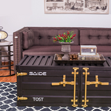 Cash Safe Coffee Table