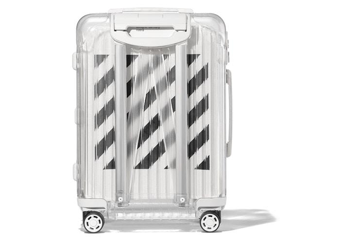 Off-White Rimowa Luggage