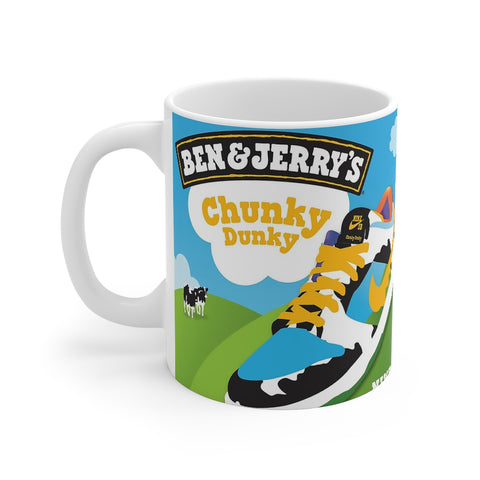 Ice Cream Mug 11oz