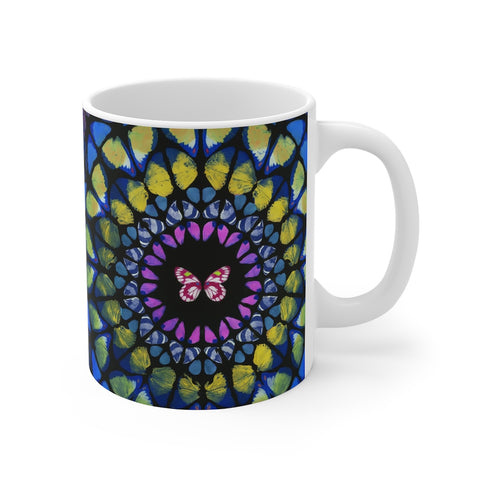 Stained Glass Mug 11oz