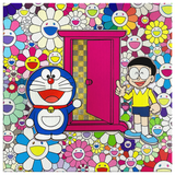 We Came to the Field of Flowers by Takashi Murakami