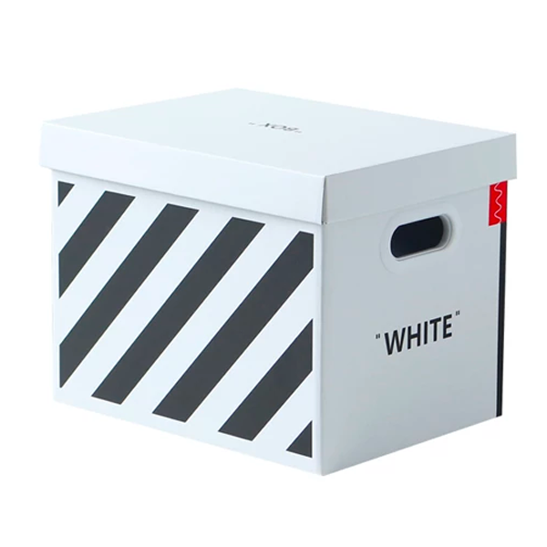 """WHITE"" Box Set"