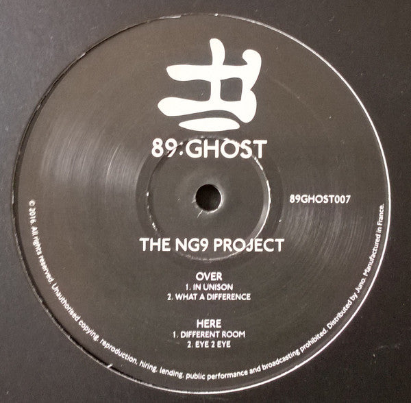 The NG9 Project ‎– In Unison