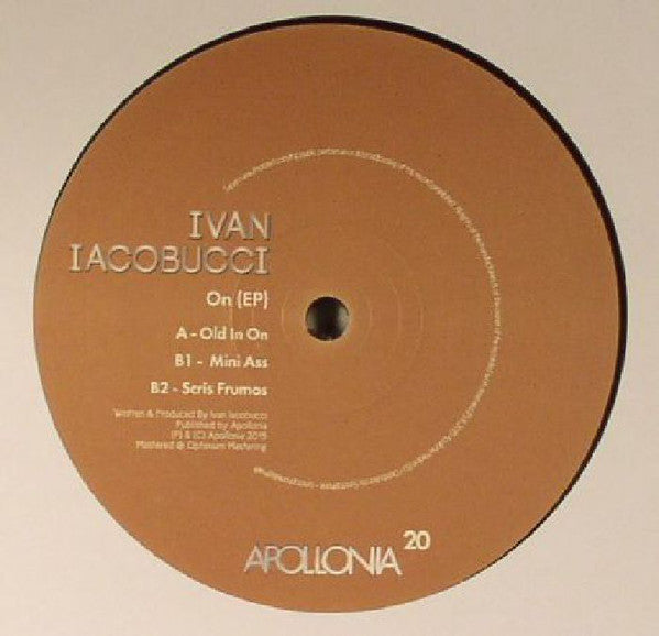 Ivan Iacobucci ‎– On EP