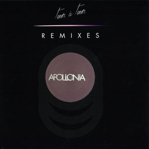 Apollonia ‎– Tour A Tour Remixes EP 2