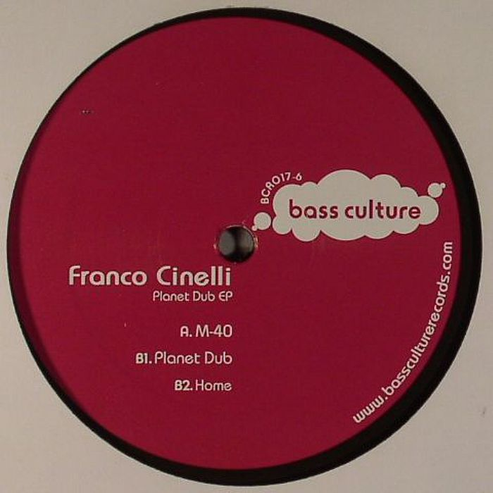 Franco Cinelli ‎– Planet Dub EP