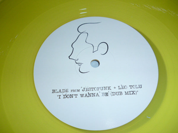 Blade From Jestofunk, Leo Tolu ‎– I Don't Wanna Be