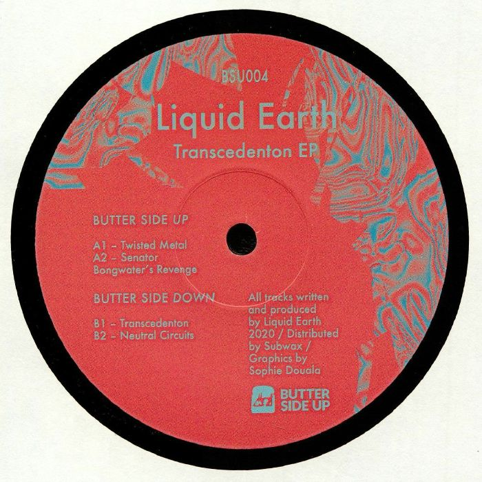 Liquid Earth - Transcedenton
