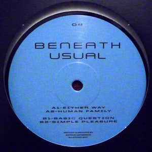 Beneath Usual ‎– Either Way