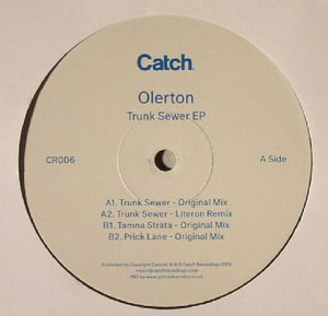 Olerton ‎– Trunk Sewer EP