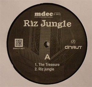 MDEC ‎– Riz Jungle