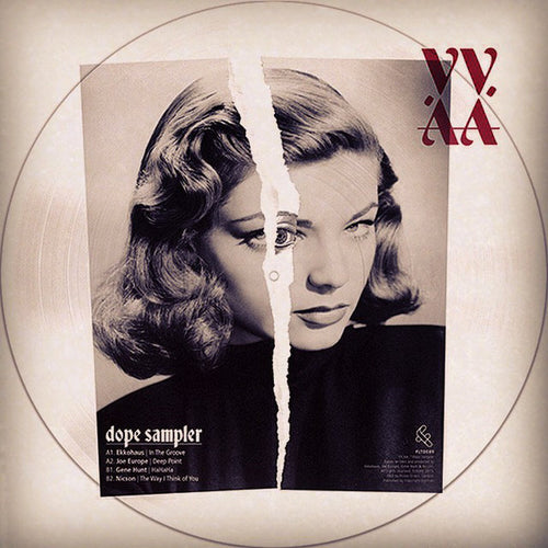 Various ‎– Dope Sampler Series