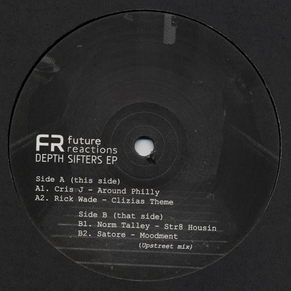 Various ‎– Depth Sifters EP