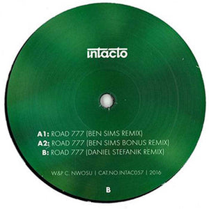 Shinedoe ‎– Road 777 EP Remixes Part 1