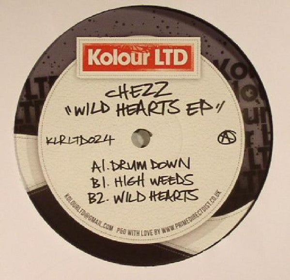 Chezz ‎– Wild Hearts EP
