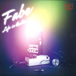 Fabe ‎– Life Is Audio