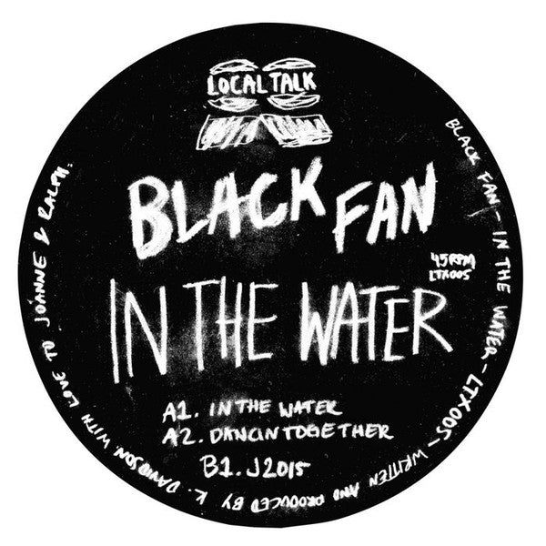 Black Fan ‎– In The Water