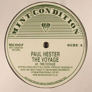 Paul Hester ‎– The Voyage